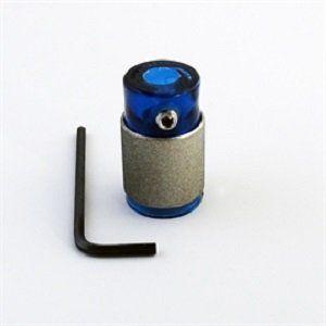 GelBit Blauw slijpkop 19 mm extra fijn