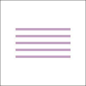 Noodles 3491 semi-opal pale purple
