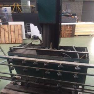 glasschuurbandmachine