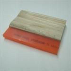 Powder Printing wood squeegee 15cm
