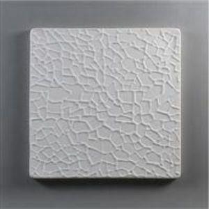 Mold: Mosaic texture plate