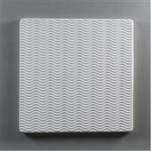 Mold: Square Wave texture plate
