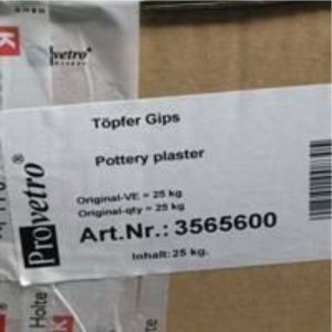 Pottery Plaster 1 kilo