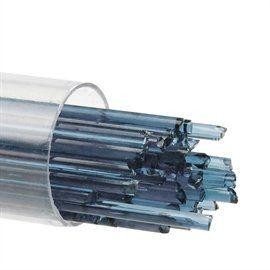 2 Steel Blue Transparent 1406