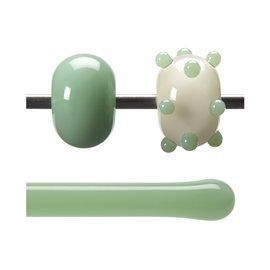 Glass rod 0112 F mint green