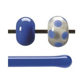 Glass rod 0114 F medium blue