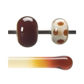Glass rod 1322 F garnet