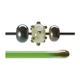 Glass rod 1707 F green Lustre