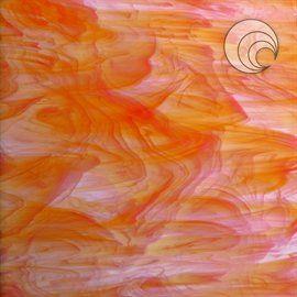 375-1f White/Orange .