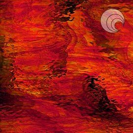 451-20WF red/amber streaky