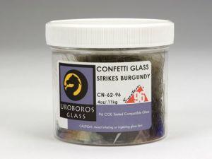 cn 62-96 burgundy strikes