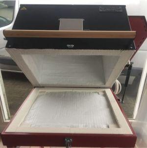 glasoven 650x650mm krachtstroom vanaf prijs