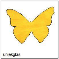 vlinder 50 cm