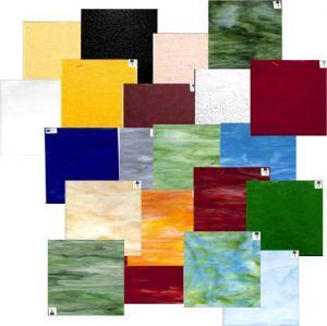 yang mixset 18 stuks opalescent/e.d.