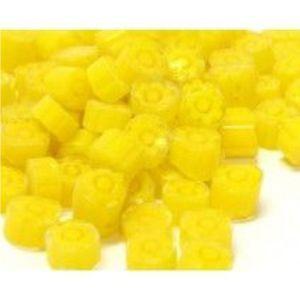 yellow flower 25 gram millefiori coe 104